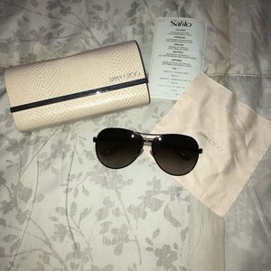 Jimmy Choo Sunglasses lexie/s